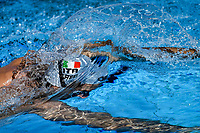 Gregorio Paltrinieri <br /> Roma 9-5-2020 Centro Federale di Ostia <br /> Italian team athletes train in the second session after more than 50 days of lockdown due to the coronavirus (covid-19) pandemic <br /> <br /> Secondo giorno di allenamento di alcuni atleti italiani dopo la fase di lockdown dovuta alla pandemia di Coronavirus. <br /> <br /> Photo Andrea Staccioli / Deepbluemedia / Insidefoto