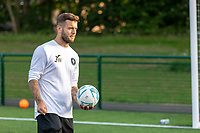 West Ham's Jack Wilshere at the Herts FA County Football Ground during the JW19 Grassroots Soccer Camp in Letchworth on 29th June 2019