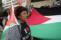 30.03.2019 - Ato em defesa do Povo Palestino em SP