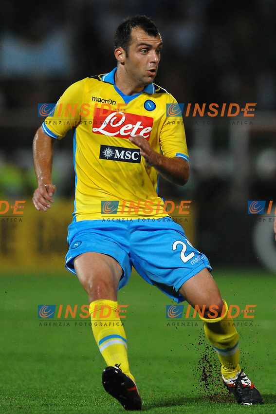 "Goran PANDEV Napoli.Cesena 10/9/2011 Stadio ""Dino Manuzzi"".Football Calcio 2011/2012 Serie A.Cesena Vs Napoli.Foto Insidefoto Andrea Staccioli"