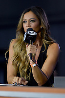 BROOKLYN, NY - DECEMBER 20: Journalist Kate Abdo attends the Fox Sports and Premier Boxing Champions press conference for the December 22 Fox PBC Fight Night at the Barclay Center on December 20, 2018 in Brooklyn, New York. (Photo by Anthony Behar/Fox Sports/PictureGroup)