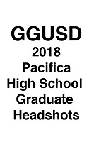 GGUSD 2018 Pacifica HS Grad headshots