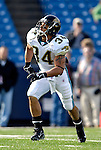 26 November 2006: Jacksonville Jaguars running back Alvin Pearman (34) warms up prior to facing against the Buffalo Bills at Ralph Wilson Stadium in Orchard Park, NY. The Bills defeated the Jaguars 27-24. Mandatory Photo Credit: Ed Wolfstein Photo<br />