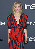 LOS ANGELES - OCTOBER 23:  Cate Blanchett at the 3rd Annual InStyle Awards at The Getty Center on October 23, 2017 in Los Angeles, California. (Photo by Scott Kirkland/PictureGroup)