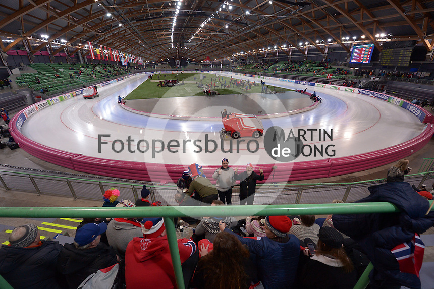 SPEED SKATING: HAMAR: Viking Skipet, 02-02-2019, ISU World Cup Speed Skating, ©photo Martin de Jong