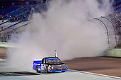 #16: Brett Moffitt, Hattori Racing Enterprises, Toyota Tundra AISIN Group championship