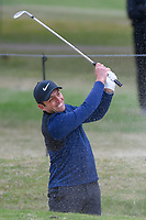 Francesco Molinari (ITA) hits his shot from the trap on 1 during day 5 of the WGC Dell Match Play, at the Austin Country Club, Austin, Texas, USA. 3/31/2019.<br /> Picture: Golffile | Ken Murray<br /> <br /> <br /> All photo usage must carry mandatory copyright credit (&copy; Golffile | Ken Murray)