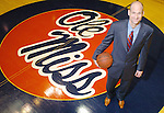 Andy Kennedy was introduced as the new head basketball coach at Mississippi during a press conference at the Tad Smith Coliseum in Oxford, Miss. on Friday, March 24, 2006.