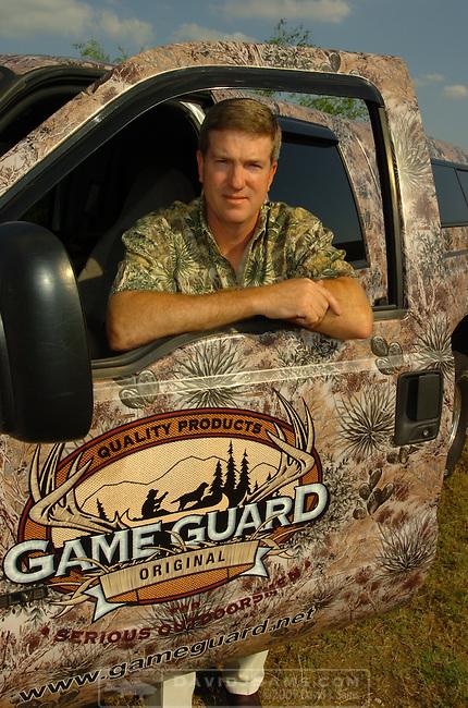 CRAIG SMITH.Owner of Game Guard Camo, Carollton Texas