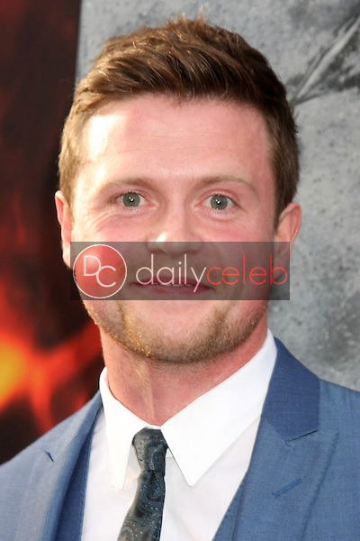 """Hugo Johnstone-Burt<br /> at the """"San Andreas"""" Los Angeles Premiere, TCL Chinese Theater, Hollywood, CA 05-26-15<br /> David Edwards/DailyCeleb.Com 818-249-4998"""