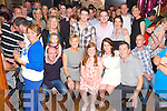 Michelle O'Connor, Kilcummin, pictured with her family and friends as she celebrated her 30th birthday in The Anvil Bar, Boolteens on Saturday night.  ..........................................................................................