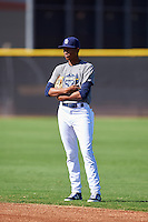 San Diego Padres pitcher Michell Miliano (86) during an Instructional League camp day on October 4, 2016 at the Peoria Sports Complex in Peoria, Arizona.  (Mike Janes/Four Seam Images)