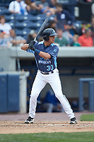 Colby Bortles (30) of the West Michigan Whitecaps at bat against the South Bend Cubs at Fifth Third Ballpark on June 10, 2018 in Comstock Park, Michigan. The Cubs defeated the Whitecaps 5-4.  (Brian Westerholt/Four Seam Images)