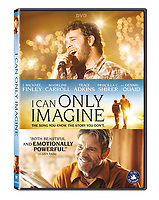 I Can Only Imagine (2018) <br /> DVD COVER ART<br /> *Filmstill - Editorial Use Only*<br /> CAP/MFS<br /> Image supplied by Capital Pictures