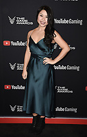 LOS ANGELES- DECEMBER 12: Karen Lee attends the Game Awards 2019 at the Microsoft Theater on December 12, 2019 in Los Angeles, California. (Photo by Scott Kirkland/PictureGroup)