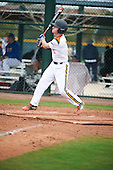 Nate Smolinski (3) of The Bishop's High School in La Jolla, California during the Under Armour All-American Pre-Season Tournament presented by Baseball Factory on January 15, 2017 at Sloan Park in Mesa, Arizona.  (Art Foxall/Mike Janes Photography)