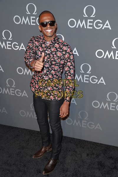 New York, NY - June 10 : Eric West attends the OMEGA Speedmaster Dark Side<br /> of the Moon Launch Event held at Cedar Lake on June 10, 2014 in New York City.  <br /> CAP/MPI/BNC<br /> &copy;Brent N. Clarke / MediaPunch/Capital Pictures