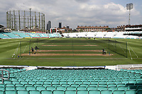 General view of the ground ahead of Surrey vs Essex Eagles, Vitality Blast T20 Cricket at the Kia Oval on 12th July 2018