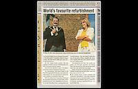 British Airways - Royal Borough of Kensington & Chelsea - Newspaper - 2000