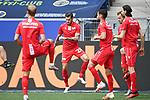 Beim Warmmachen: Christopher Trimmel (Union Berlin).<br /> <br /> Sport: Fussball: 1. Bundesliga: Saison 19/20: 33. Spieltag: TSG 1899 Hoffenheim - 1. FC Union Berlin, 20.06.2020<br /> <br /> Foto: Markus Gilliar/GES/POOL/PIX-Sportfotos<br /> <br /> Foto © PIX-Sportfotos *** Foto ist honorarpflichtig! *** Auf Anfrage in hoeherer Qualitaet/Aufloesung. Belegexemplar erbeten. Veroeffentlichung ausschliesslich fuer journalistisch-publizistische Zwecke. For editorial use only. DFL regulations prohibit any use of photographs as image sequences and/or quasi-video.