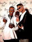 DJ Jazzy Jeff & The Fresh Prince 1989 Will Smith.© Chris Walter.