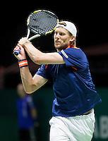 Februari 11, 2015, Netherlands, Rotterdam, Ahoy, ABN AMRO World Tennis Tournament, Andreas Seppi (ITA) <br /> Photo: Tennisimages/Henk Koster