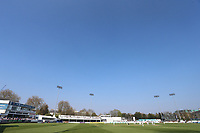 General view of play during Essex CCC vs Lancashire CCC, Specsavers County Championship Division 1 Cricket at The Cloudfm County Ground on 8th April 2017