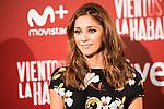 "Mariam Hernandez attends to the presentation of the spanish film ""Vientos de la Habana"" in Madrid. September 27, 2016. (ALTERPHOTOS/Borja B.Hojas)"