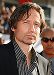 """Actor David Duchovny arrives at the The World Premiere of """"The X-Files: I Want To Believe"""" at Mann's Grauman Chinese Theatre on July 23, 2008 in Hollywood, California."""