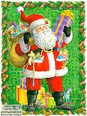Ingrid, CHRISTMAS SANTA, SNOWMAN, WEIHNACHTSMÄNNER, SCHNEEMÄNNER, PAPÁ NOEL, MUÑECOS DE NIEVE, paintings+++++,USISGS52S-X22,#X# vintage