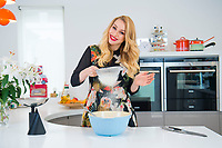 Alana Spencer - Narna's Cakes - artisan cake maker, and one of the contestants in the 2016 series of The Apprentice reality TV programme.<br /> Re: Apprentice winner Alana Spencer's cake company has had to recall almost all of its range because of health risks.<br /> Food Standards Agency investigators said Ridiculously Rich by Alana inaccurately labelled its products.<br /> Some allergens were not listed and others were &quot;not correctly declared&quot;, the agency said.<br /> A spokesman for the Aberystwyth company insisted only products sold online - less than 10% of its business - had been inaccurately labelled.<br /> But the FSA's advice to the public does not distinguish between products the company sells online or through retail and wholesale outlets.<br /> It warned that people with an allergy to soya, egg, peanuts, wheat, barley, oats or sulphates were at risk.