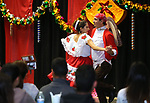 Dancers with the Ballet Folklorico International in Reno perform at the Posada Celebration at Western Nevada College in Carson City, Nev., on Saturday, Dec. 16, 2017. The holiday event, hosted by the Latino Cohort, includes traditional  Latino food, games and dancing.<br /> Photo by Cathleen Allison/Nevada Momentum
