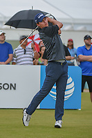 Maverick McNealy (USA) watches his tee shot on 2 during round 4 of the AT&T Byron Nelson, Trinity Forest Golf Club, at Dallas, Texas, USA. 5/20/2018.<br /> Picture: Golffile | Ken Murray<br /> <br /> All photo usage must carry mandatory copyright credit (© Golffile | Ken Murray)