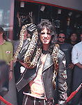 Alice Cooper 1991..© Chris Walter..