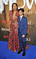 Naomie Harris and Rohan Chand at the &quot;Mowgli: Legend of the Jungle&quot; Netflix special screening, Curzon Mayfair, Curzon Street, London, England, UK, on Tuesday 04 December 2018. <br /> CAP/CAN<br /> &copy;CAN/Capital Pictures