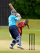 IIC T20 World Cup warm up match - Scotland V West Indies, at the John Paul Getty Oval, in the grounds of Wormsley Estate, Buckinghamshire - Scotland keeper Colin Smith returned from injury to top score, on 40 - Picture by Donald MacLeod - 28 May 2009
