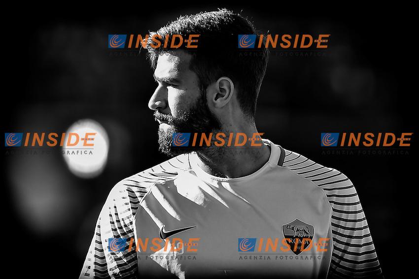 Alisson Becker Roma <br /> Empoli 30-10-2016 Stadio Castellani <br /> Football Calcio Serie A 2016/2017 Empoli - AS Roma Foto Andrea Staccioli / Insidefoto