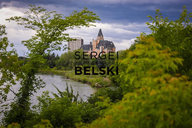 Family Saskatoon Trip. Photo Credit: Sergei Belski