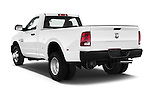 Car pictures of rear three quarter view of 2016 Ram Ram-3500-Pickup Tradesman-Regular-cab 4 Door Pick-up Angular Rear