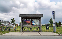 Nederland - Almere- 2019. Wijk Nobelhorst. Bushalte.   Foto Berlinda van Dam / Hollandse Hoogte