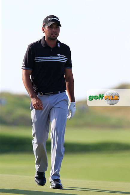 Jason DAY (AUS) on the 15th green during Sunday's Final Round of the 97th US PGA Championship 2015 held at Whistling Straits, Mosel, Kohler, Wisconsin, United States of America. 16/08/2015.<br /> Picture Eoin Clarke, www.golffile.ie