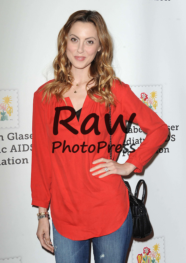 Oct. 25, 2015 - Hollywood, California, U.S. - Eva Amurri Martino attending the Elizabeth Glaser Pediatric AIDS Foundation's A TIME FOR HEROES event held the Smashbox Studios in Culver City, California on October 25, 2015. 2015.