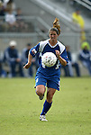 24 May 2003: Danielle Fotopoulos. The San Diego Spirit defeated the Carolina Courage 2-1 at SAS Stadium in Cary, NC in a regular season WUSA game.