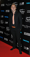 """LONDON, ENGLAND - SEPTEMBER 05: John Galea at the """"Fanatical"""" world film premiere, The Troxy, Commercial Road on Thursday 05 September 2019 in London, England, UK. <br /> CAP/CAN<br /> ©CAN/Capital Pictures"""