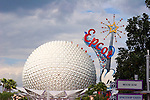 Epcot Geodesic Dome, Orlando, Florida