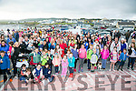 Celebration of Light in aid of recovery Haven on BALLYHEIGUE  beach on Monday.