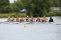 Race: 137  W.MasC/D.8+  Final<br /> <br /> Peterborough Summer Regatta 2018 - Sunday<br /> <br /> To purchase this photo, or to see pricing information for Prints and Downloads, click the blue 'Add to Cart' button at the top-right of the page.