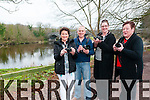 Fealeside Camera Club Launch : Pictured at Listowel Bridge to announce the launch of Fealeside Camera Club on Friday last were Mary Cremin, Liam Kelly, Breda Canty & Marguerite McMahon.