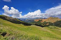 Black Bear Pass, Colorado