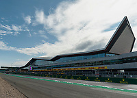 A general view of Silverstone during the Formula 1 Rolex British Grand Prix 2019 at Silverstone Circuit, Towcester, England on 14 July 2019. Photo by Vince  Mignott.